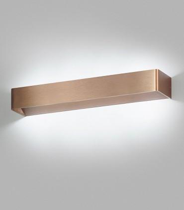 Aplique de diseño MOOD 3 oro rosa LED - LIGHT POINT