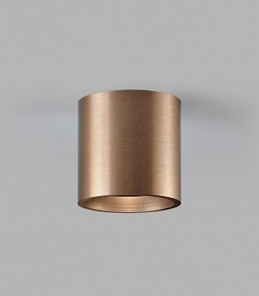 Foco superficie SOLO ROUND 1 oro rosa - LIGHT POINT