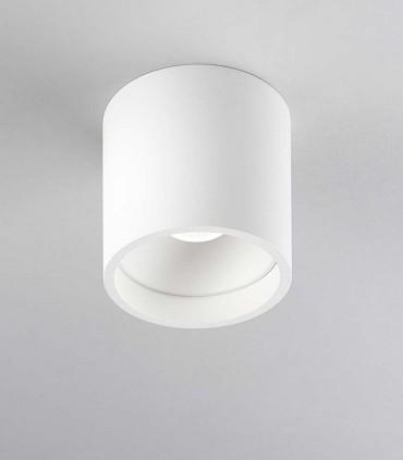 Foco superficie SOLO ROUND 1 blanco - LIGHT POINT