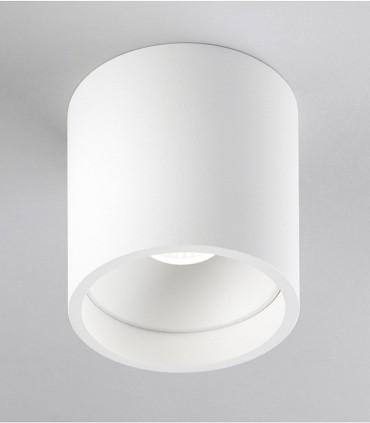 Foco superficie SOLO ROUND 3 blanco - LIGHT POINT