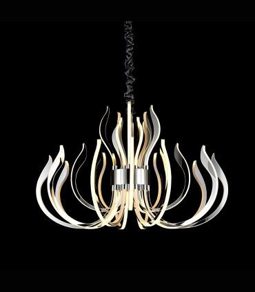Lámpara VERSAILLES led Grande, 103cm, 5560.