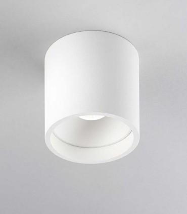 Foco superficie SOLO ROUND 2 blanco - LIGHT POINT
