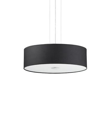 Lámpara de techo WOODY SP  negro E-27 - IDEAL LUX