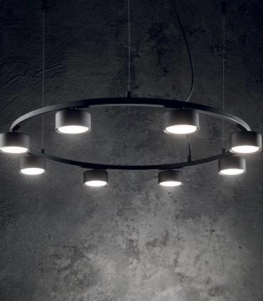 Lámpara de techo MINOR SP8 Grande - IDEAL LUX