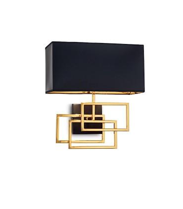 Aplique LUXURY AP1 oro - IDEAL LUX