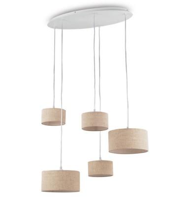 Lámpara de techo EKOS SP5 - IDEAL LUX