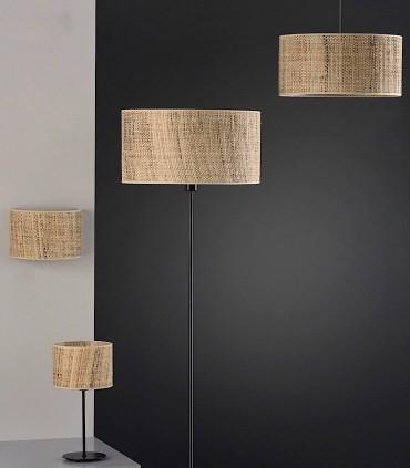 Colección Rafia - ILUSORIA LAMPS