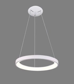 Lámpara Colgante GRACE LED blanco Ø58cm - ACB
