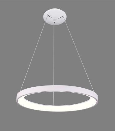Lámpara Colgante GRACE LED blanco Ø78cm - ACB