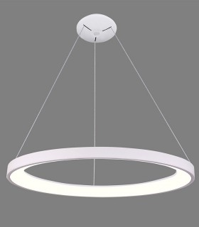 Lámpara Colgante GRACE LED blanco Ø98cm - ACB