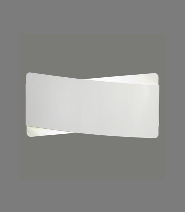 Aplique bombilla E27 Unax blanco - ACB