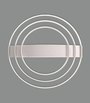 Ringo, Aplique LED 12.5W 3000K Blanco - ACB