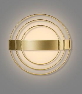 Ringo, Aplique LED 12.5W 3000K Oro - ACB