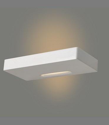 Air, Aplique LED 9.2W 3000K Blanco - ACB