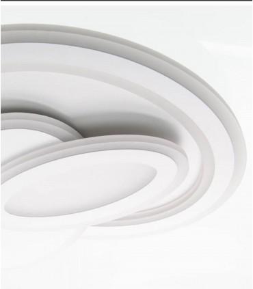 Plafón Belinus LED 78W Blanco Smart - Kelektron