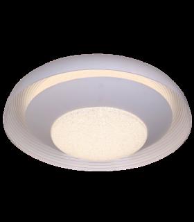 Plafón ARI LED 40w 76cm c/mando 5925 de Mantra