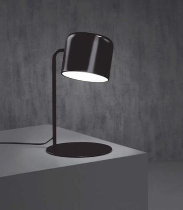 Lámpara de mesa POT negro mate - Ole by FM