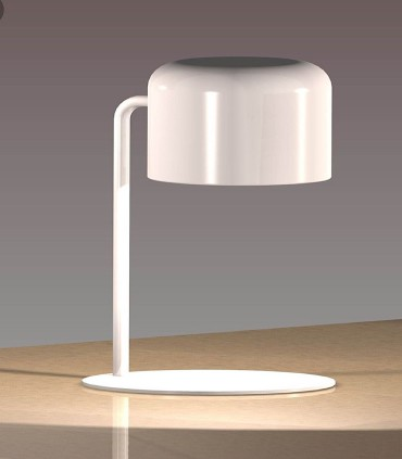 Lámpara de mesa POT blanco - Ole by FM