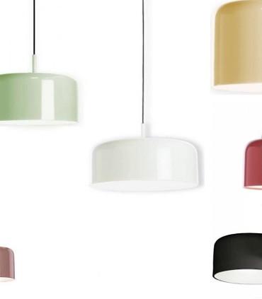 Colores disponibles en colgantes POT Ø31cm de Ole by FM