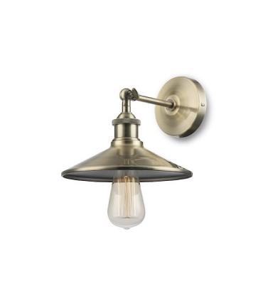 Aplique campana industrial IND4 latón Ø22cm E27