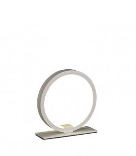 Lámpara de mesa KITESURF LED 8W Blanco 7195 Mantra