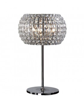 Sobremesa DIAMOND 3 luces - Schuller