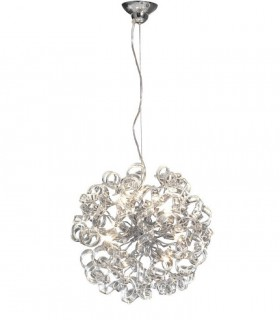 Lámpara NOVA transparente 50cm - Schuller