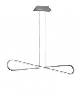 Lámpara Colgante de techo BUCLE Led 42W 5870 Mantra