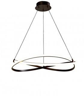 Lámpara de techo INFINITY Led Forja 60W 2800K Mantra