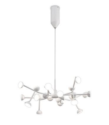 Lámpara ADN blanco 72w LED 6261 Mantra