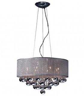 Colgante ANDROMEDA 8 luces - Schuller