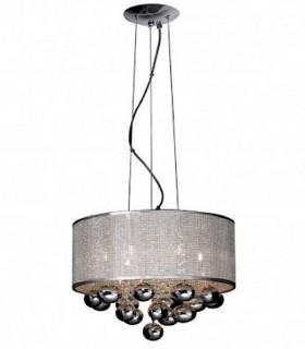 Colgante ANDROMEDA 6 luces - Schuller