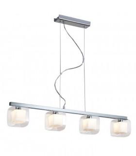 Lámpara CUBE 4 luces - Schuller