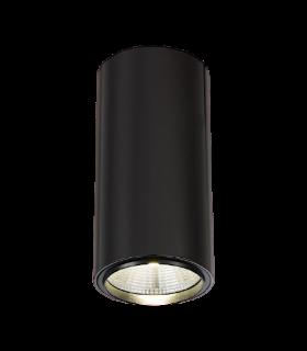 Foco de superficie CIL FIJO GRAFITO LED 10W Ø90mm