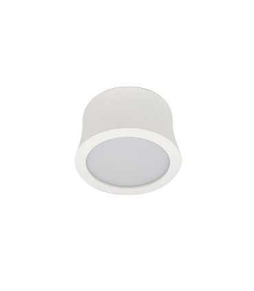Foco superficie Gower Blanco 7W - Mantra