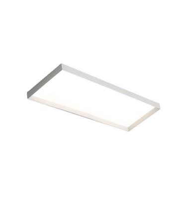 Plafón de techo rectangular 36W blanco Faro LED - ACB