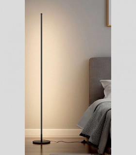Lámpara de pie DIRLIGH 151cm LED 27W negro