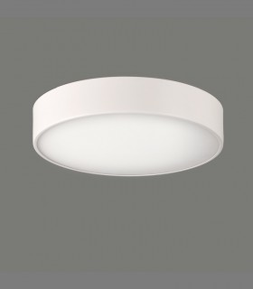 Plafón DINS LED en blanco  Ø26cm - ACB