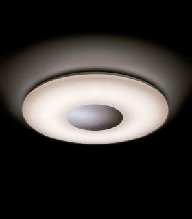 Plafón de techo Reef LED 60w regulable con mando - MANTRA, 3692