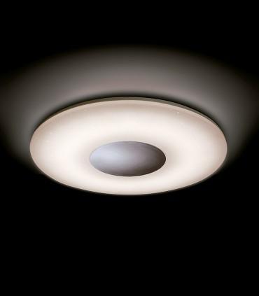 Plafón de techo Reef LED 48w regulable con mando - MANTRA, 5933