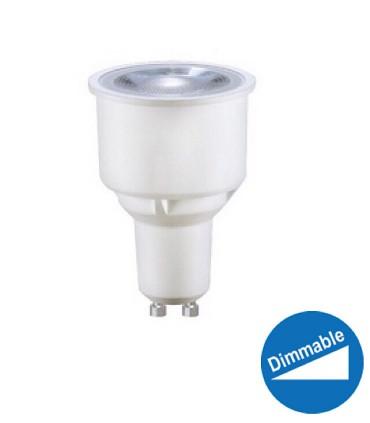 Bombilla LED GU10 9W 50º Regulable - Mantra