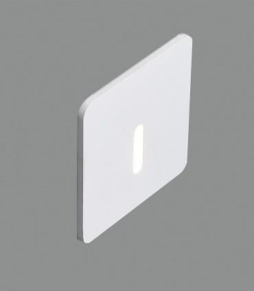 Foco empotrable de pared PRADO 3W - ACB