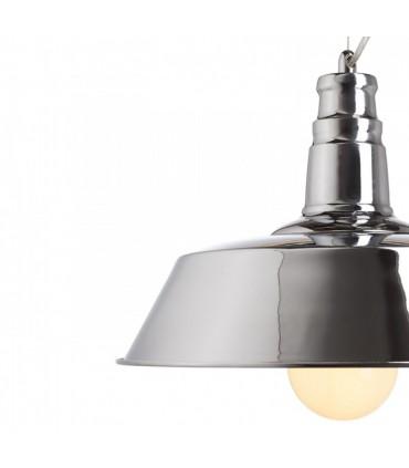 Lámpara colgante GOLDIE 36 cromo - Rendl