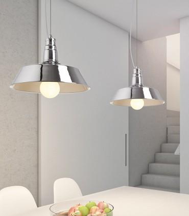 Lámparas colgantes GOLDIE 36 cromo - Rendl