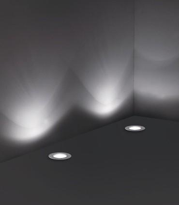 Imagen de ambiente con focos PARK - Ideal Lux