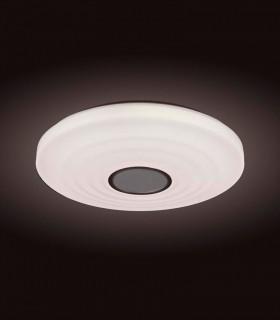 Plafón ONDAS MUSIC Bluetooth 55cm, 5878 de Mantra Iluminación