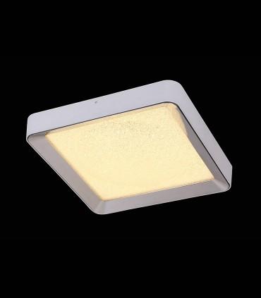 Plafón MALE LED 40w 65cm cromo c/mando 5920 de Mantra