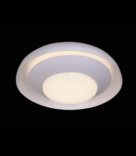 Plafón grande ARI LED 40w 76cm c/mando 5925 de Mantra