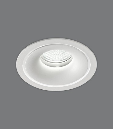 Aro empotrable APEX GU10 Blanco  - ACB