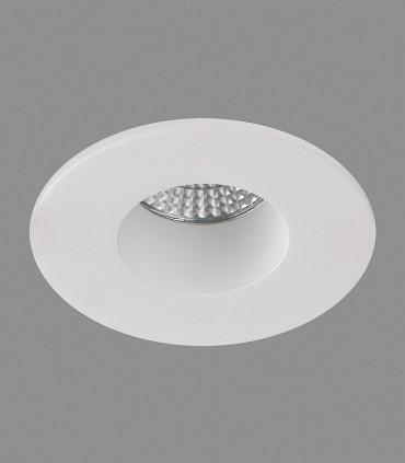 Aro empotrable LOU GU10 Blanco - ACB